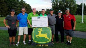 Tough Green Challenge Golf Fundraiser 7.30.16